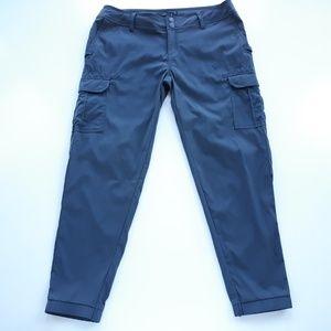 Prana Womens Size 8 32/26 Hiking Cargo Pants